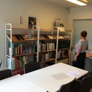 biblioteksoverblik