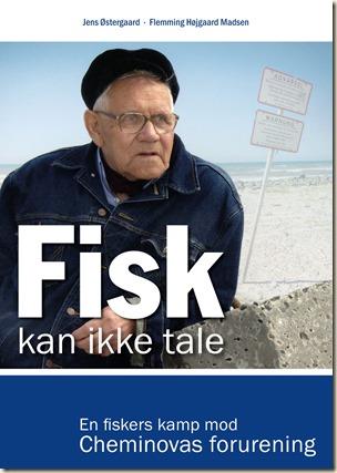 Fisk kan ikke tale_Forside på bog_Forlaget Rebild